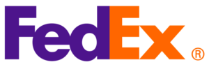 Logotyp FedEx