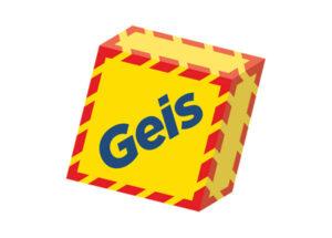 Logotyp Geis