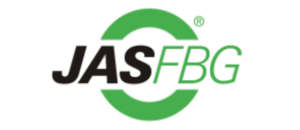 Logotyp JAS FBG