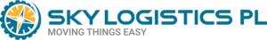 Logotyp Sky Logistics